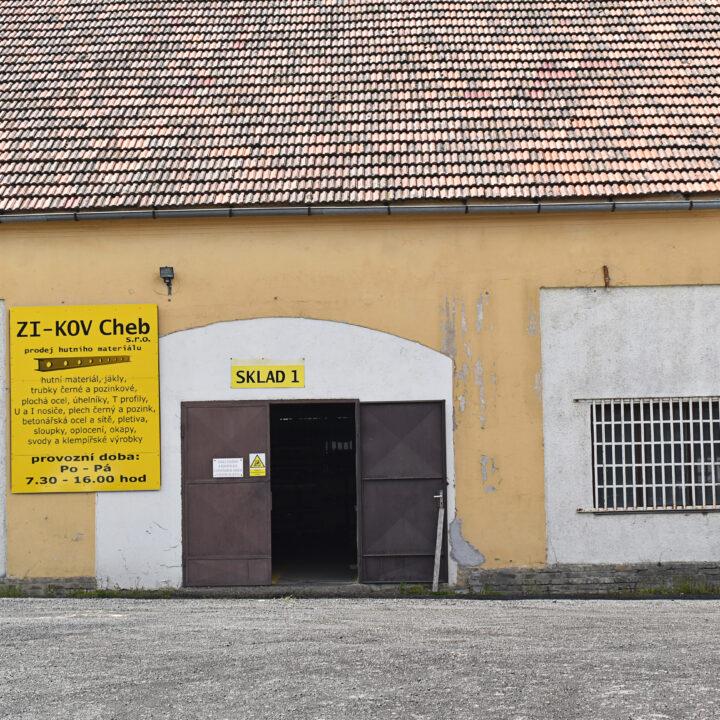 Prodej hutního materiálu